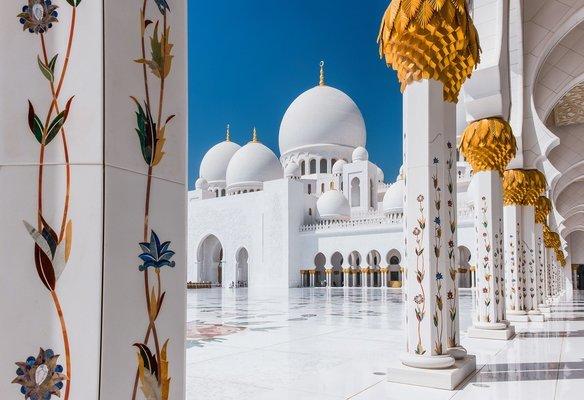 Abu Dhabi Full Day Join-In Tour - Tour