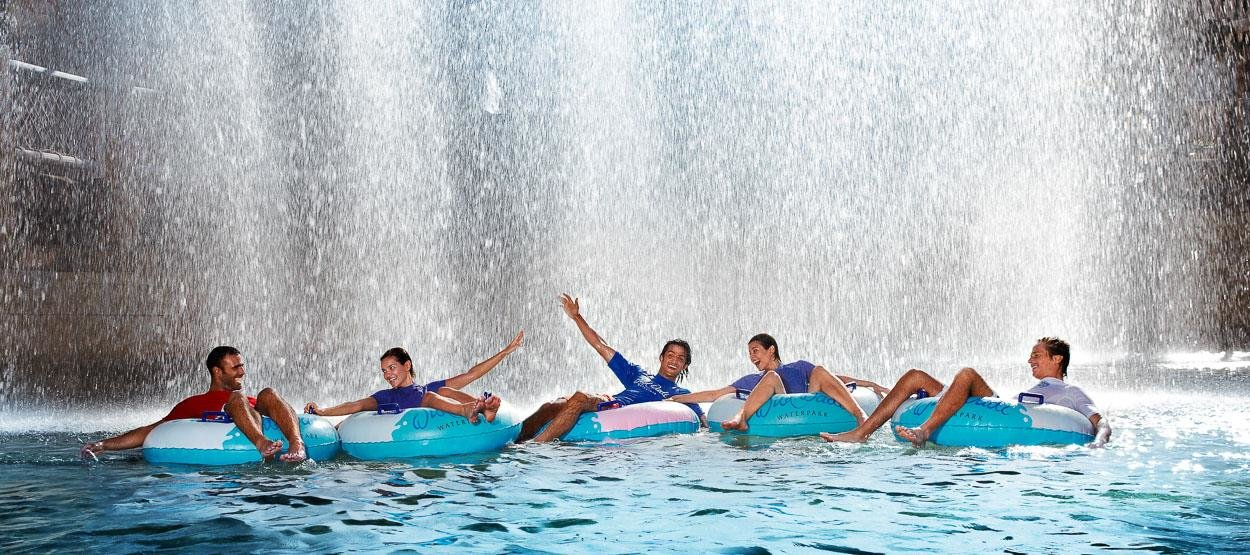 Wild Wadi Water Park - Tour