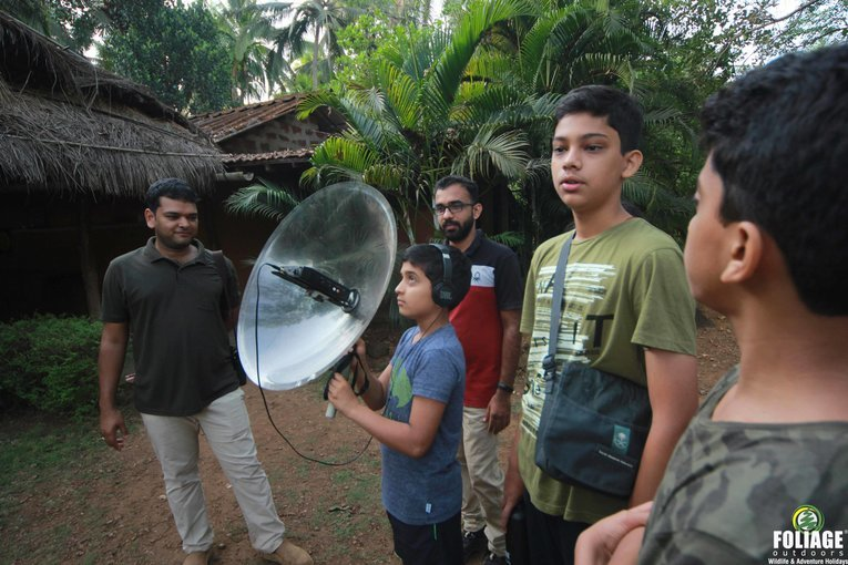 Young Rangers Program at Goa - Tour
