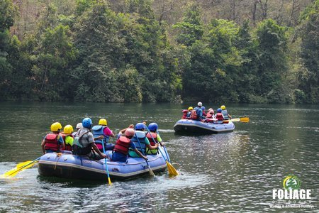 Dandeli Adventure Camp (AC Bus Travel)