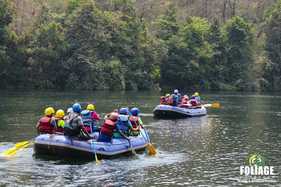 Dandeli Adventure Camp (AC Bus Travel) - Tour