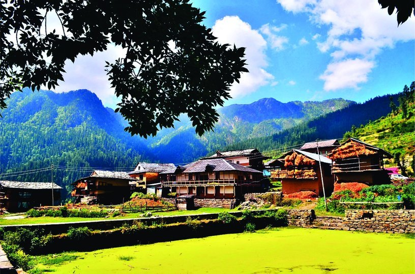 New Year's Eve : Jibhi & Tirthan Valley - Tour