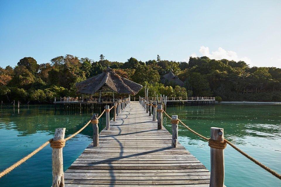 Fundu Lagoon - Tour