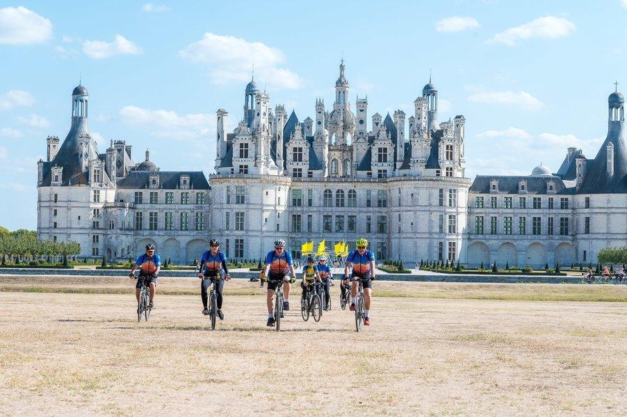 Vale do Loire de bike | 05 dias (com guia) - Tour