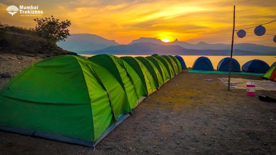 Bhandardara Lakeside Camping - Tour