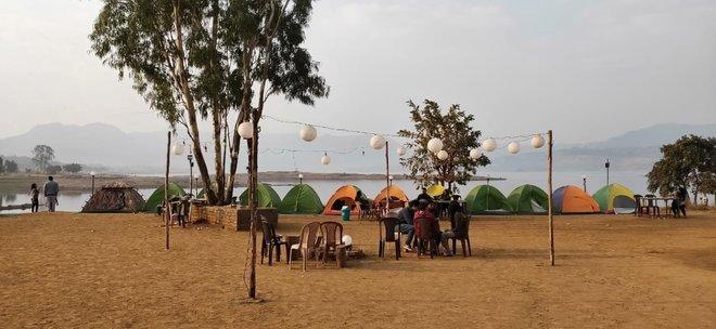 Weekend camping near Mumbai - Collection