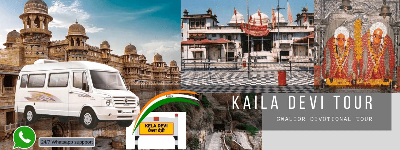 kaila Devi Mandir (Karouli) Devotional Tour - Tour