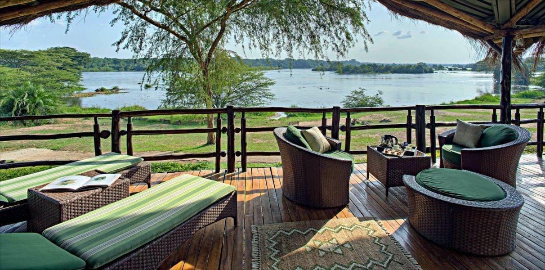 Chobe Lodge Uganda - Tour
