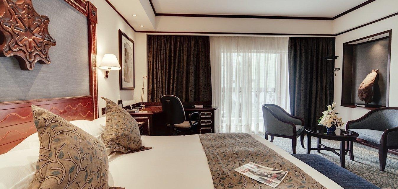 Kampala Serena Hotel - Tour