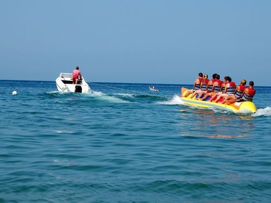 #watersports - Budget Combo  Package (5 rides) - Tour