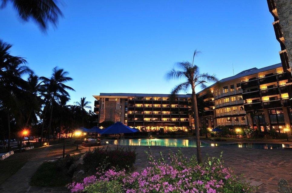 Mombasa Continental Resort - Tour