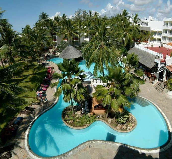 Bamburi Beach Hotel - Tour