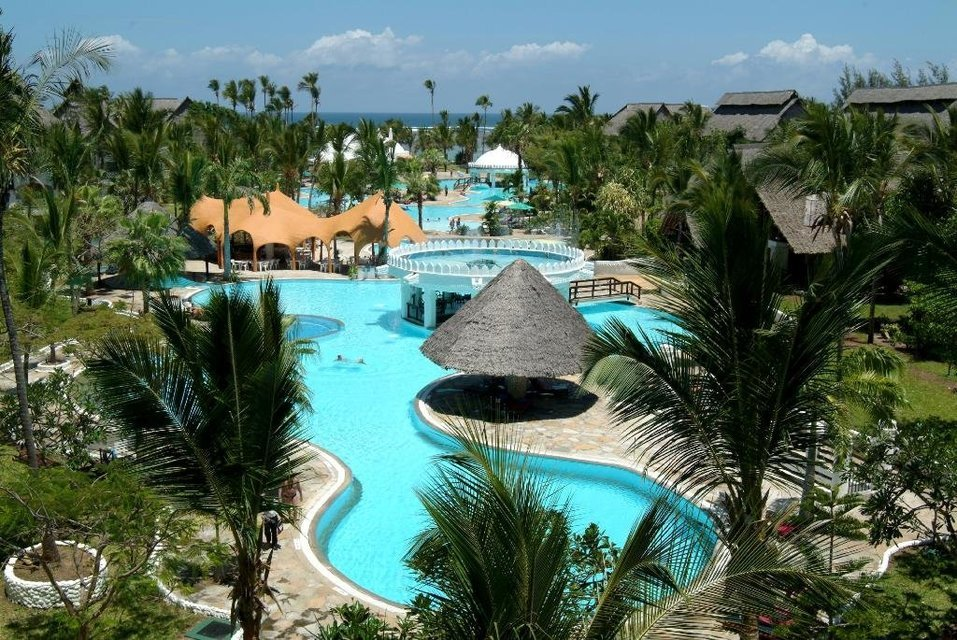 Southern Palms Beach Resort - Tour