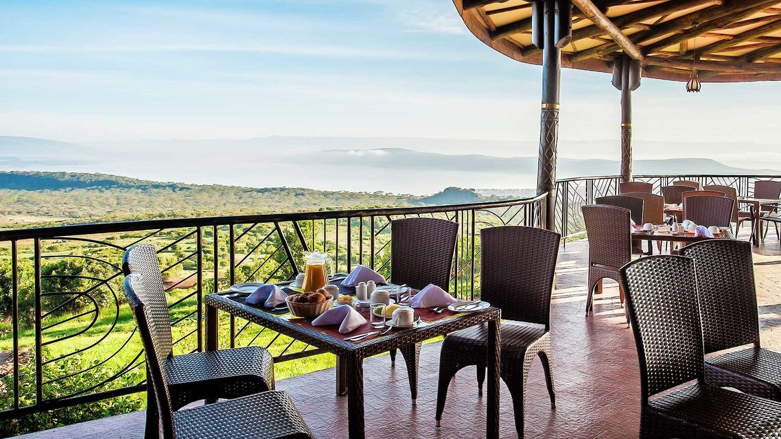 Lake Nakuru Sopa Lodge - Tour