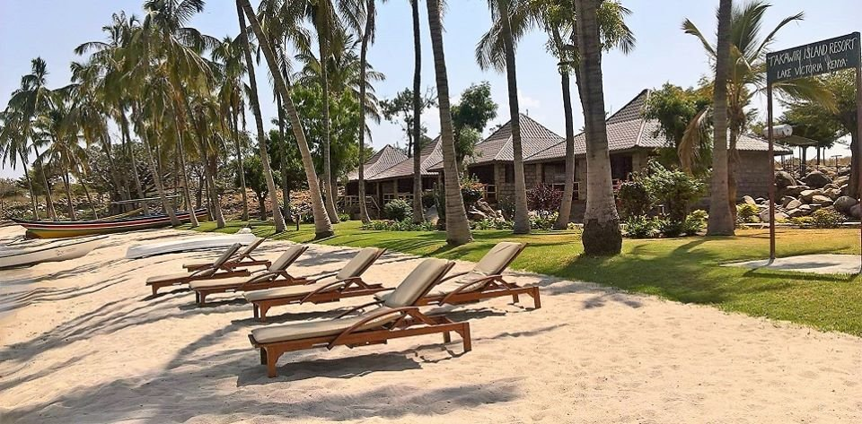Takawiri Island Resort - Tour