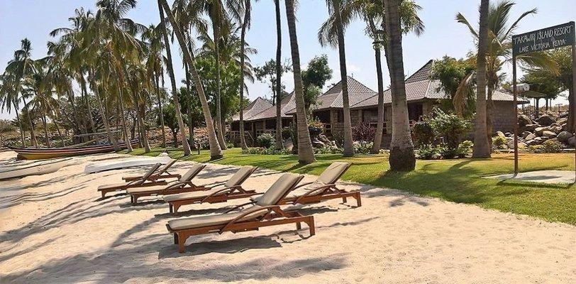 Takawiri Island Resort - Tour