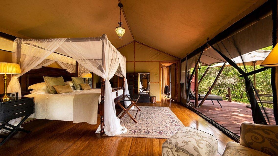 Elewana Sand River Maasai Mara - Tour