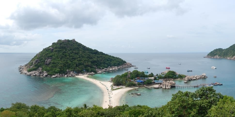 Koh Tao and Koh Nangyuan Full Day Tour - Tour