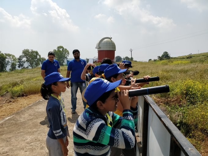 Panchgani Space Adventure Camp - Tour