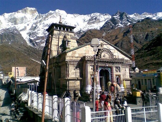 Kedarnath Yatra(Ex:Haridwar)-Stay in Kedarnath - Tour