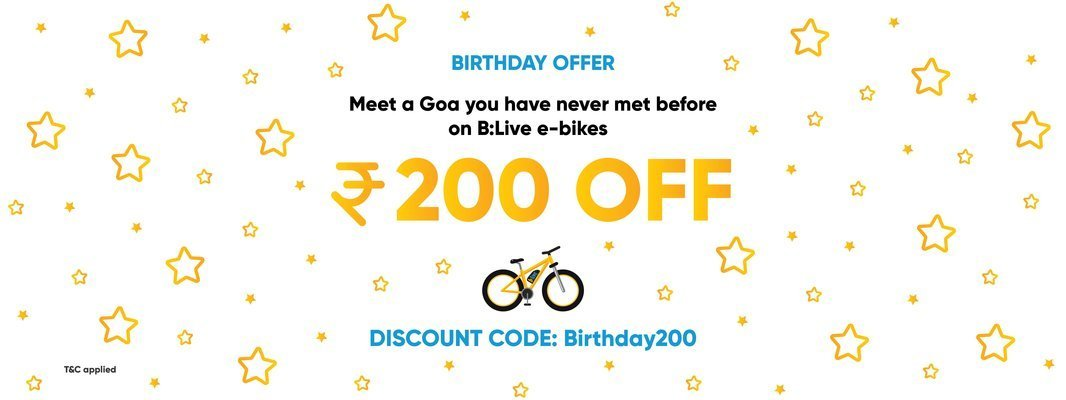 Birthday Offer - Coupon