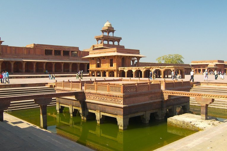 Bharatpur And Fatehpur Sikri Half Day Tour From Agra - Tour