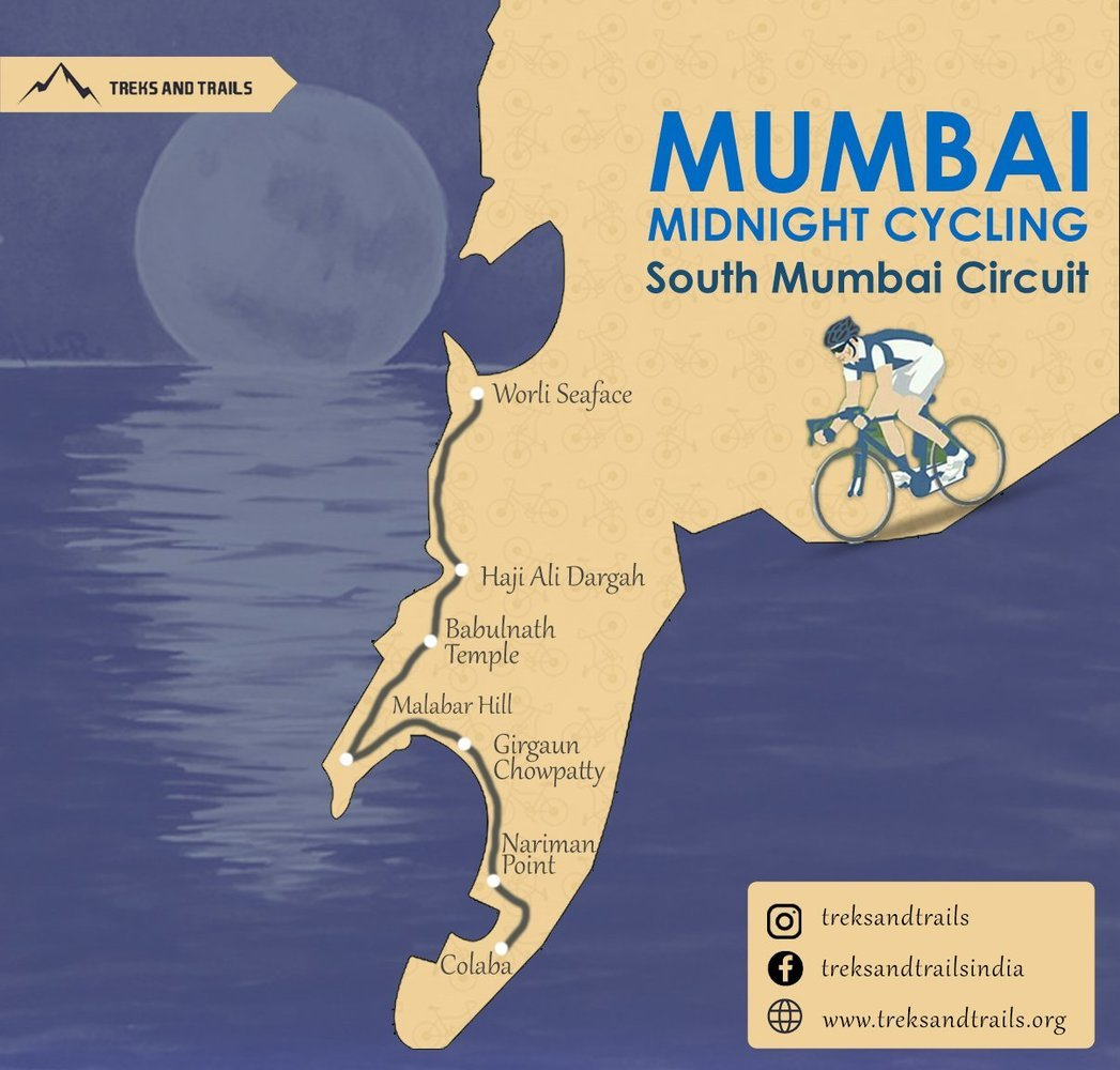 Mumbai-Midnight-Cycling