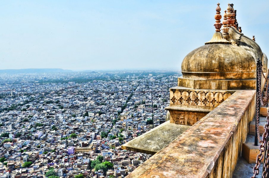 Jaipur Nahargarh and Jaigarh Fort Half Day Tour - Tour
