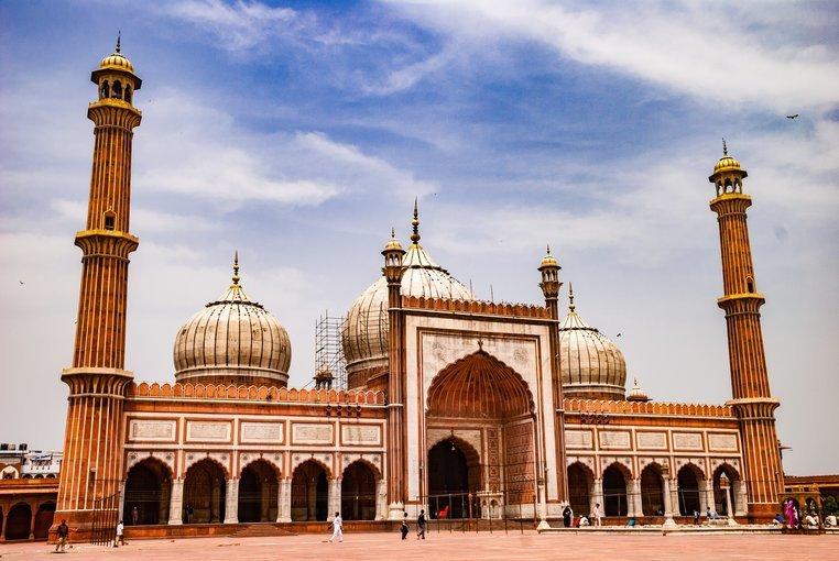 New & Old Delhi Day Tour - Tour
