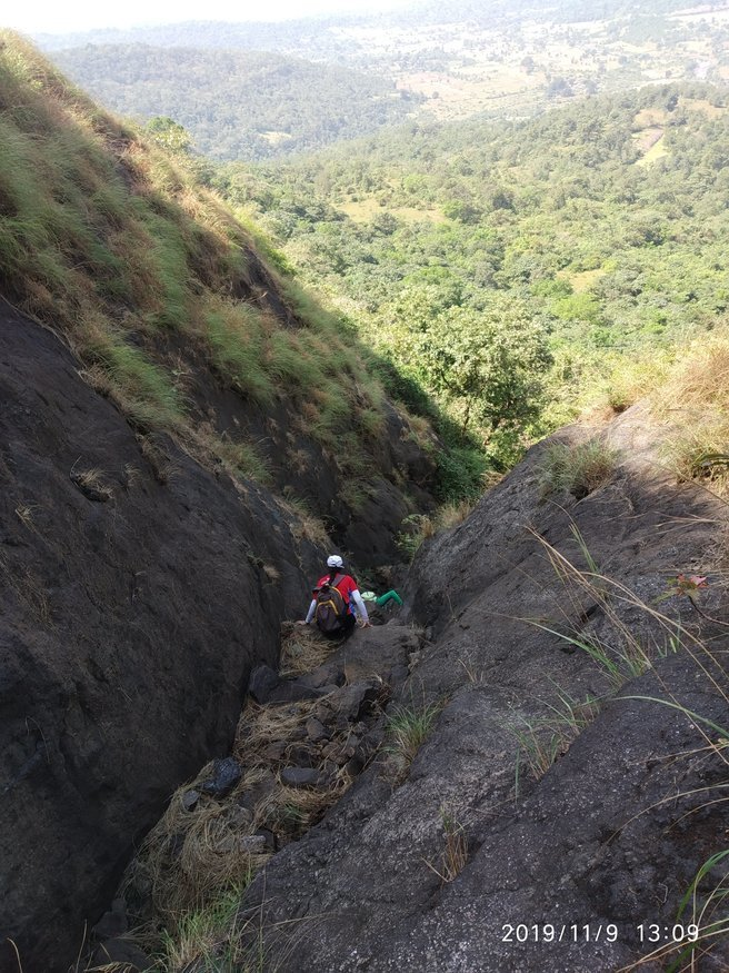 VRangers Trek To Aangaai Fort - Tour