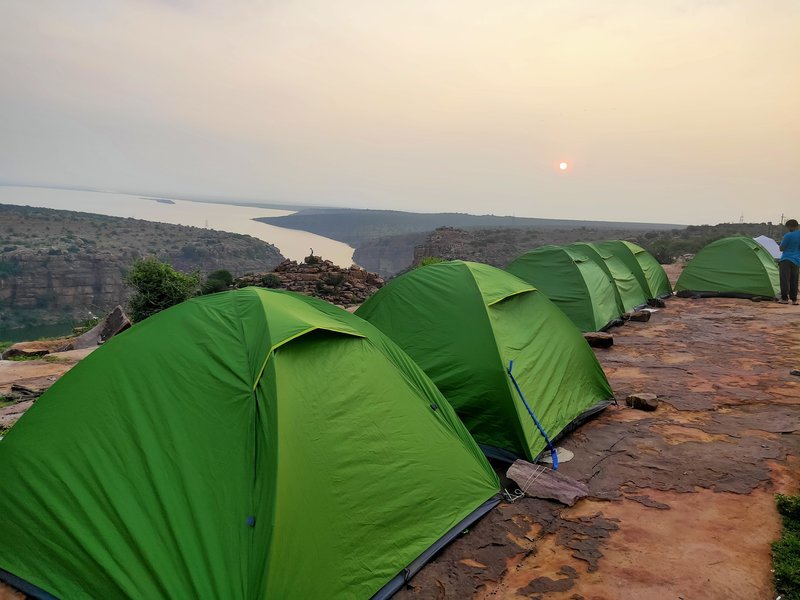 Trip to Gandikota, Belum Caves & Lepakshi | Bangalore Mountaineering Club - Tour