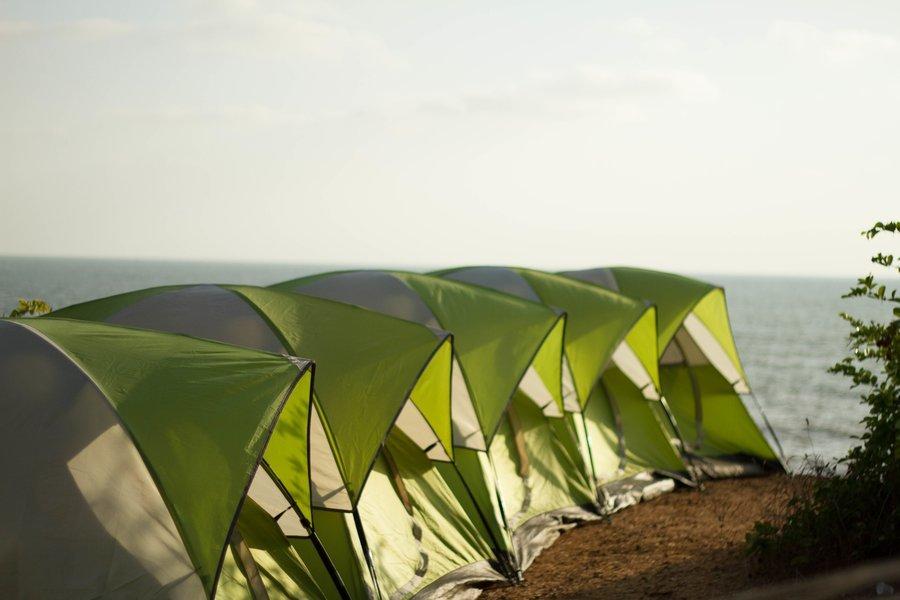 Kashid Beach Camping Experience - Tour