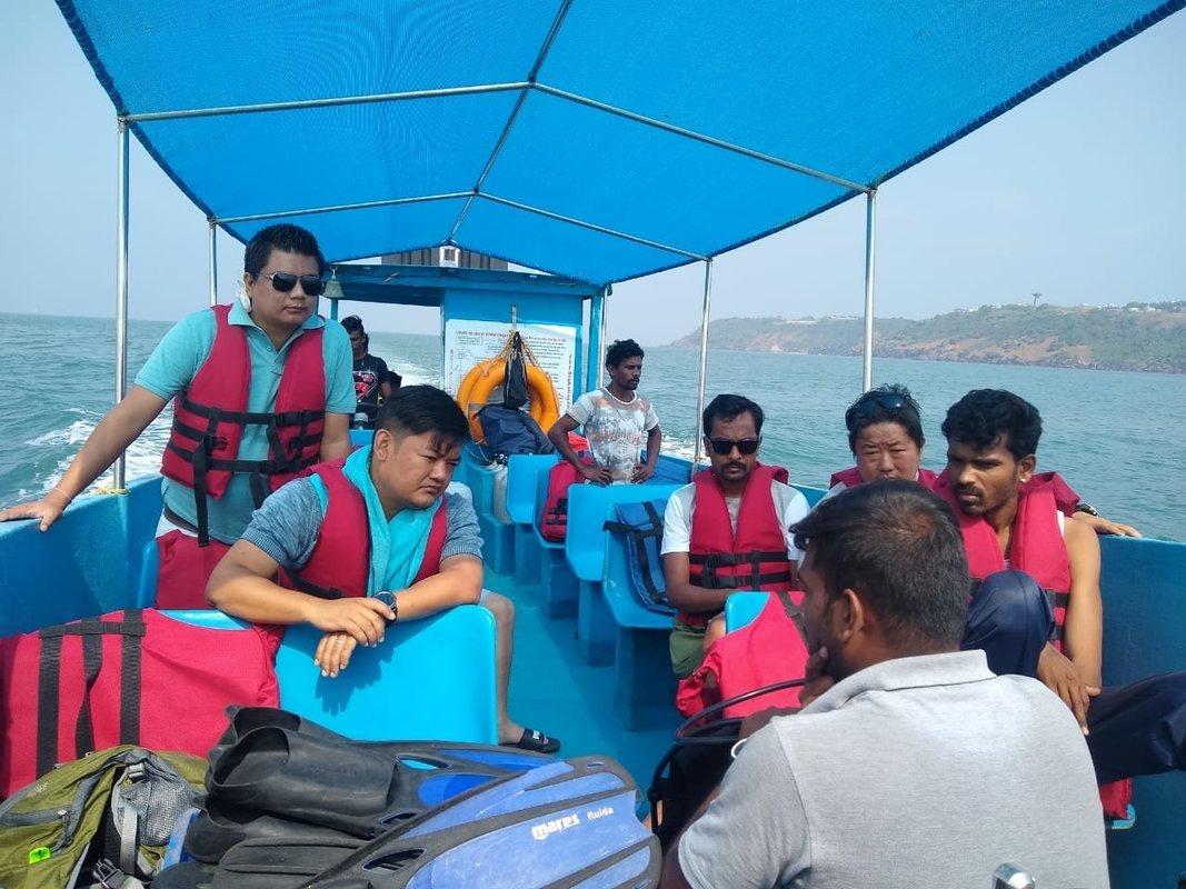 Scuba Goa Dive Packages - Collection