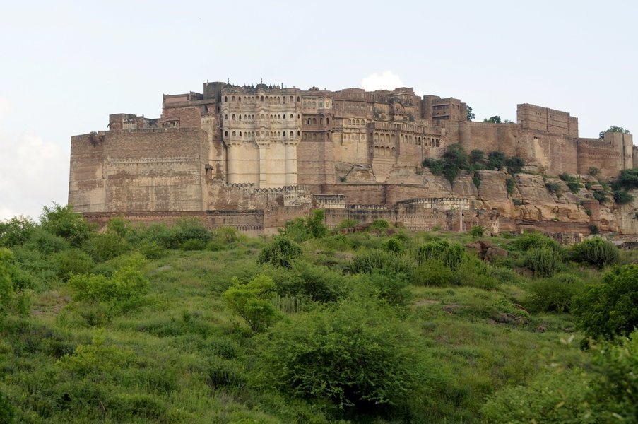 Jodhpur Mehrangarh Fort and Jaswant Thada Half Day Tour - Tour