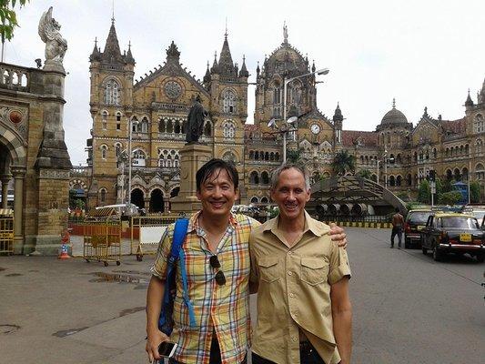 Customized Tour: Full Day British Bombay + Boat ride + Temple Visit 28Jan - Tour