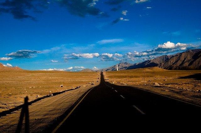 Ladakh Trip : Tempo Traveler - Tour