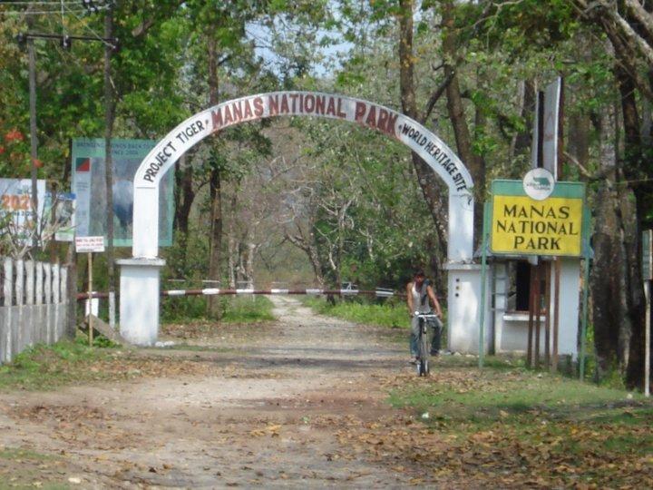 Manas National Park Taxi Tour with Shillong Cherrapunji ex Guwahati - Tour