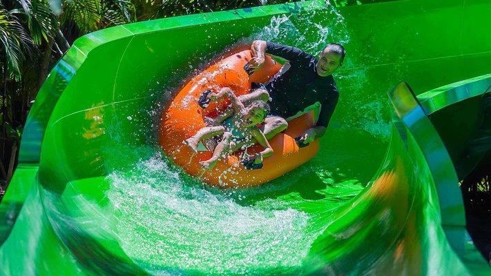 Waterbom Bali - Tour