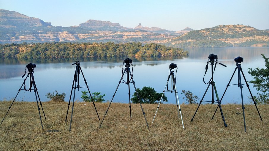 Portrait Photography Special Camping - Tour