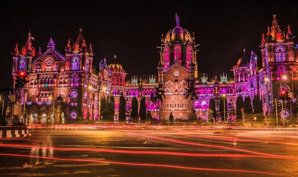 Mumbai Heritage Night Photowalk - Tour