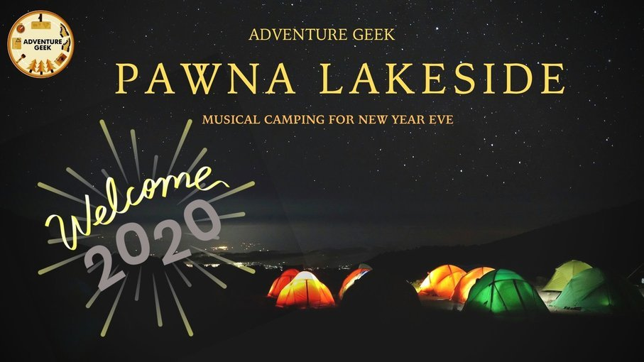 New year Camping at Pawna - Tour