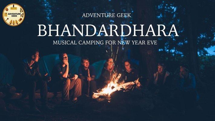 New Year Eve at Bhandardhara - Tour