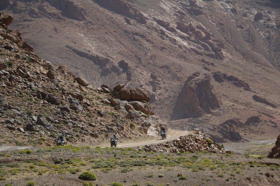 Marruecos Trail Costa Oeste - Tour