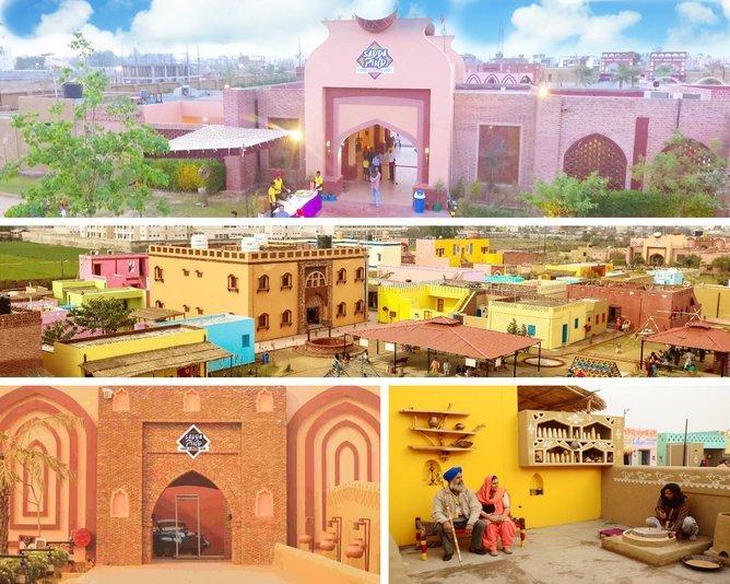 Sadda Pind Punjab Village Evening Tour - Tour
