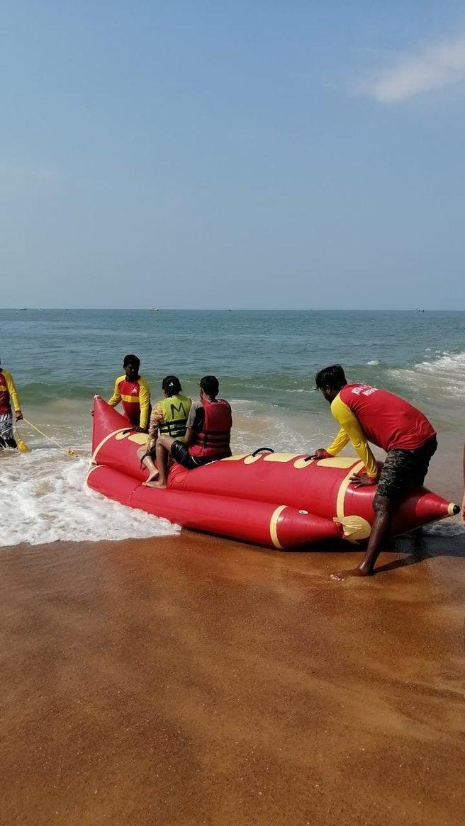 #banana or Boat Ride - Tour