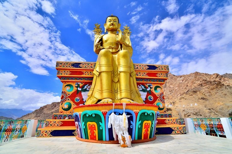 Monastery Full Day Tour in Leh - Tour