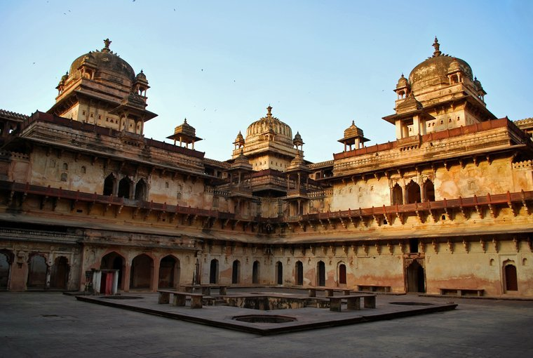 Orchha Day Tour From Gwalior - Tour