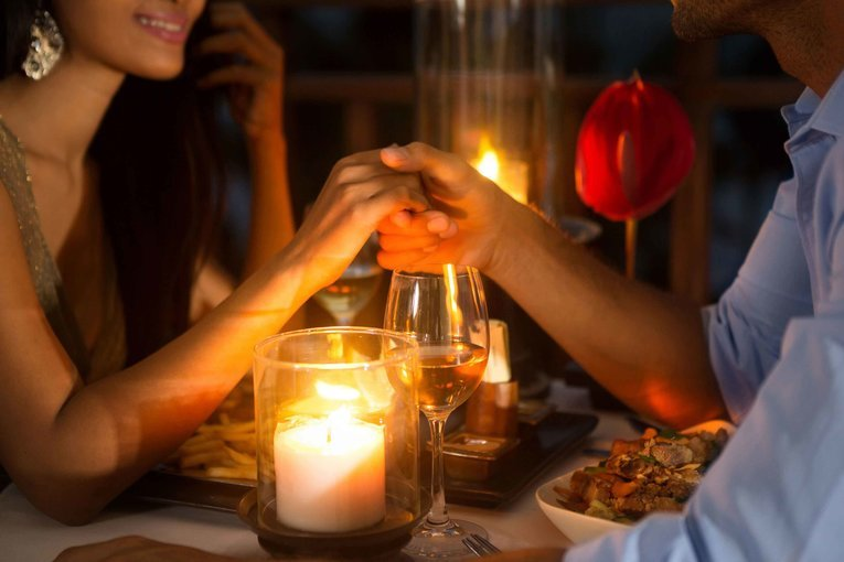 candlelight dinner in Gwalior - Tour
