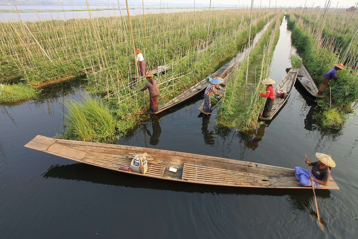 Inle on Bike and Foot - Tour