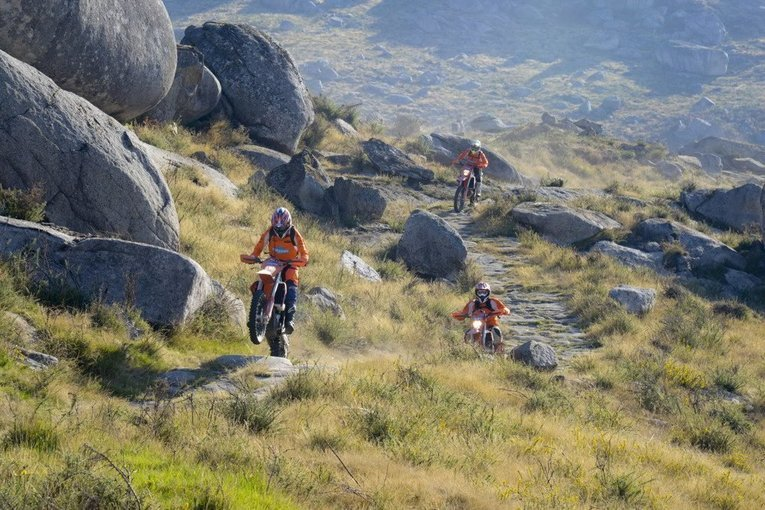 Costa Verde Enduro Tour - Tour